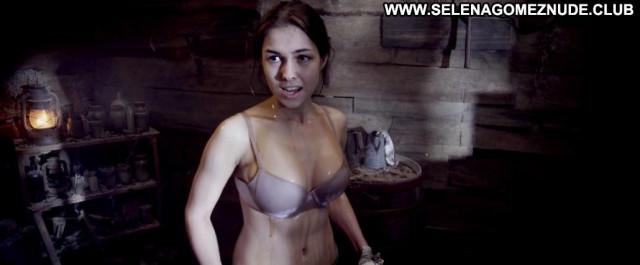 Ciara Flynn Lumberjack Man  Bra Panties Posing Hot Cleavage Beautiful