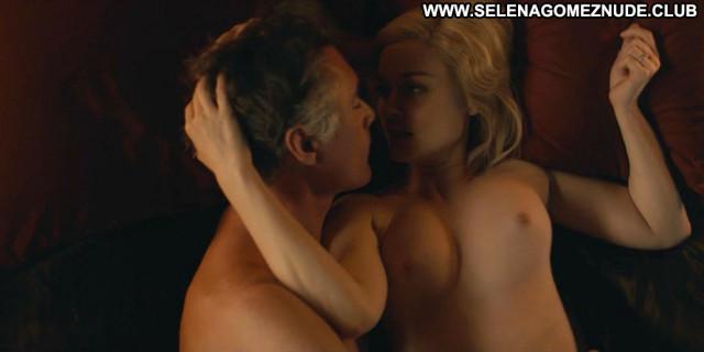 Bella Heathcote Strange Angel Nude Scene Celebrity Babe Posing Hot