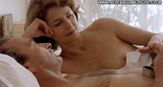 Charlotte Rampling Sous Le Sable Breasts Sex Big Tits Celebrity Bed