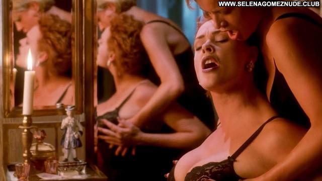 Brigitte Nielsen Chained Heat Ii  Black Topless Bush Beautiful