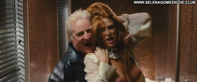 Angie Everhart Take Me Home Tonight Babe Beautiful Sex Big Tits Nude