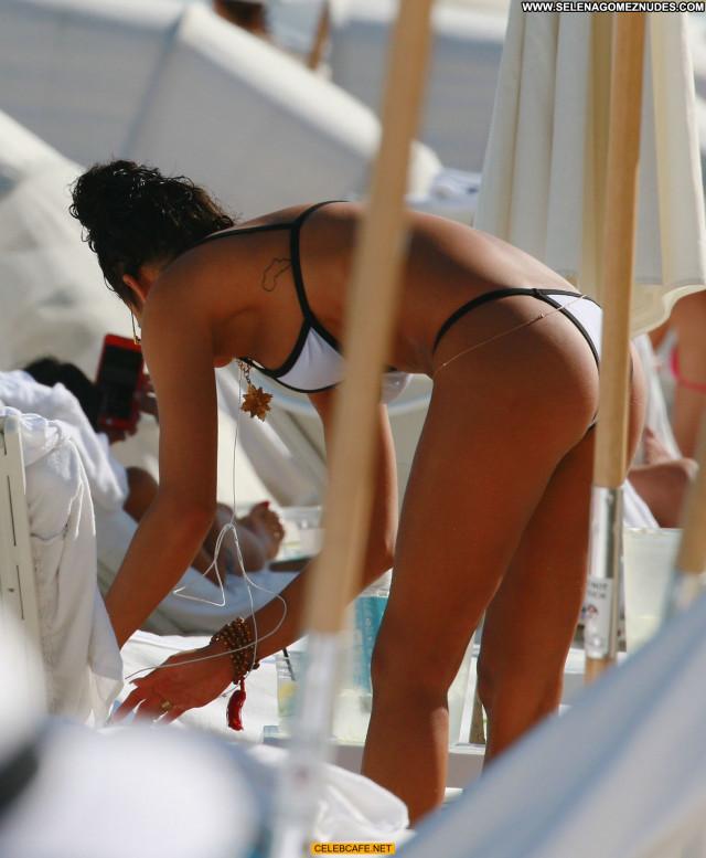 Cassie Ventura The Beach Beach Celebrity Babe Bikini Beautiful Posing