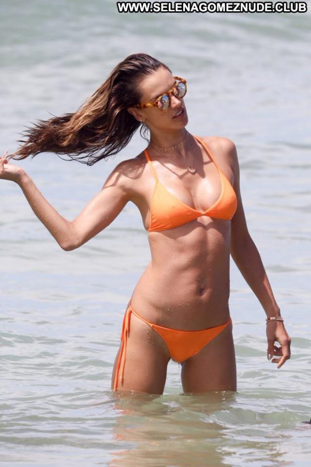 Bikini The Beach Bikini Beach Posing Hot Beautiful Paparazzi