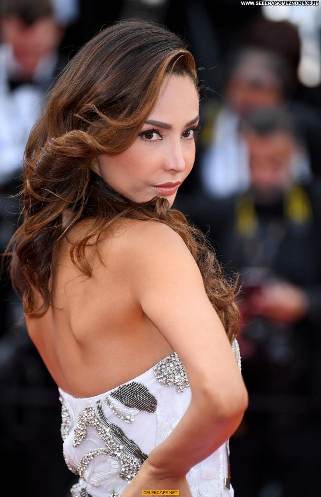 Patricia Contreras No Source Posing Hot Celebrity Areola Slip Babe