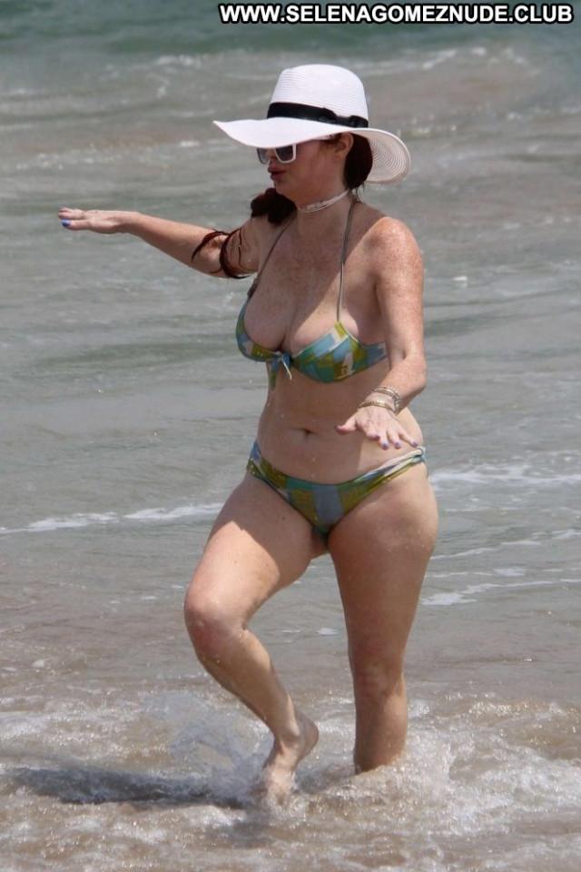 Phoebe Price The Beach In Malibu Celebrity Bikini Paparazzi Babe Mali