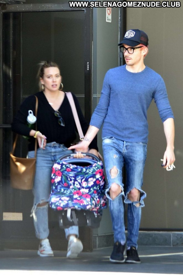 Hilary Duff Los Angeles Jeans Celebrity Los Angeles Paparazzi Babe