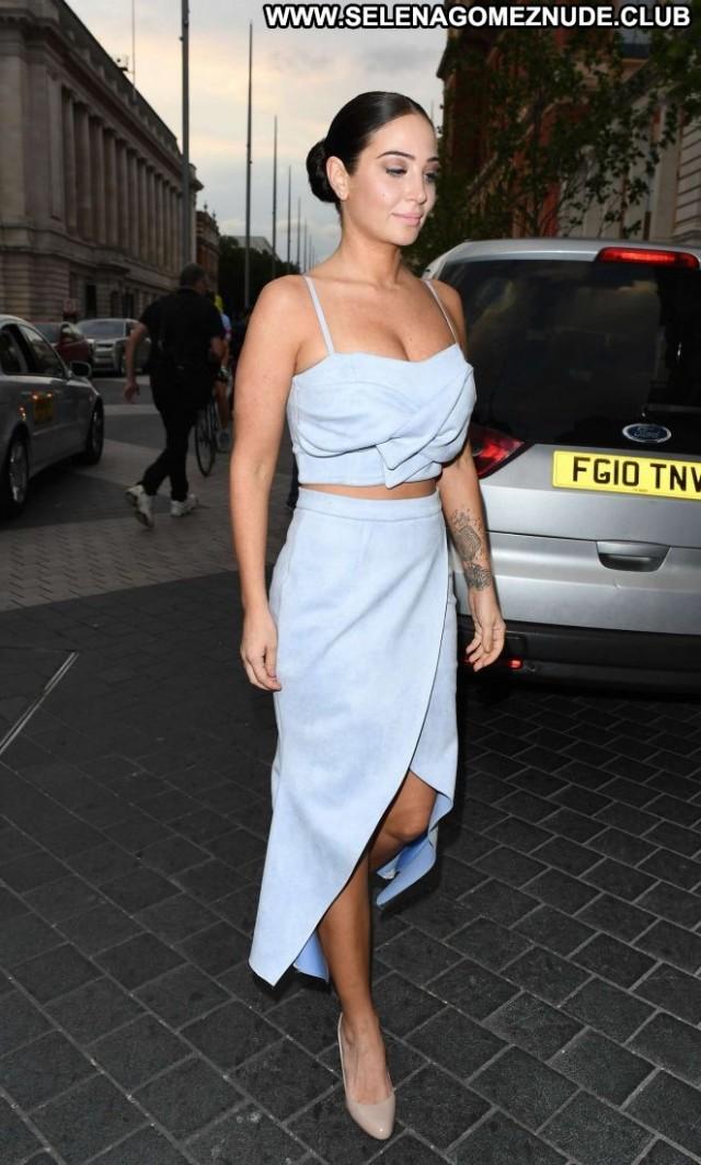 Tulisa Contostavlos No Source  Paparazzi Summer Beautiful Celebrity