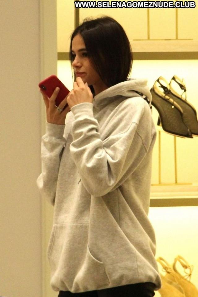 Bruna Marquezine No Source Babe Posing Hot Celebrity Shopping
