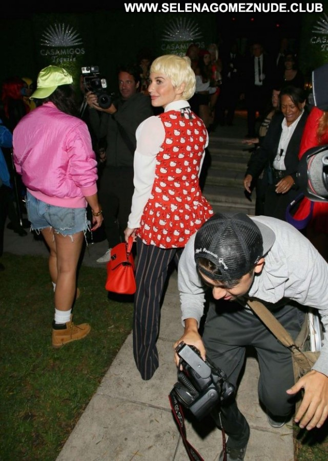 Olivia Munn Halloween Party Paparazzi Celebrity Beautiful Party
