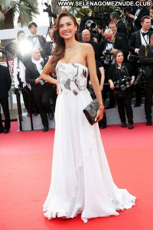 Patricia Contreras Cannes Film Festival Posing Hot Paparazzi