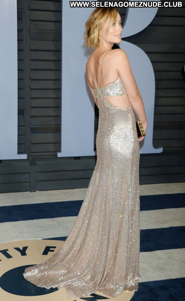 Oscar Vanity Fair  Celebrity Wild Paparazzi Beautiful Party Babe