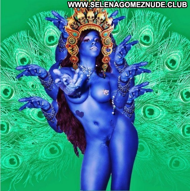 Azealia Banks No Source Posing Hot Beautiful Nude Singer Celebrity