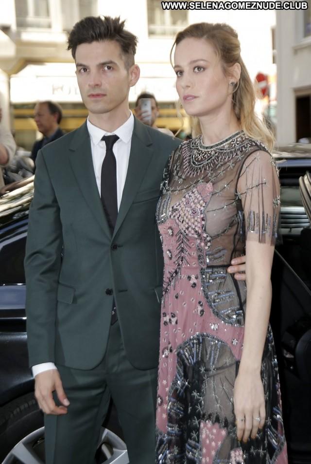 Brie Larson No Source Celebrity Fashion Actress Paris Twitter Babe