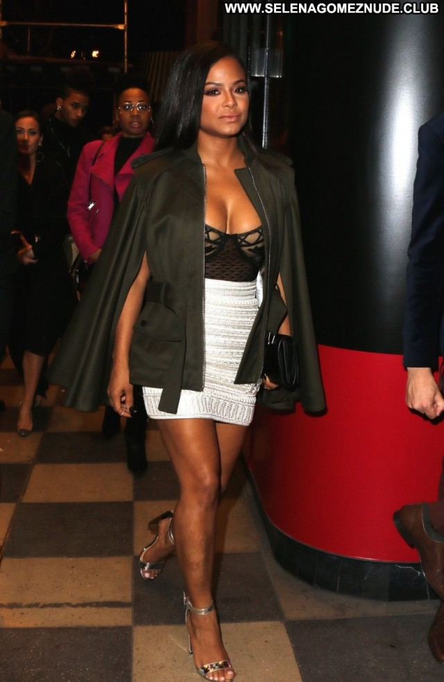 Christina Milian Los Angeles Twitter Angel Singer American Party Los