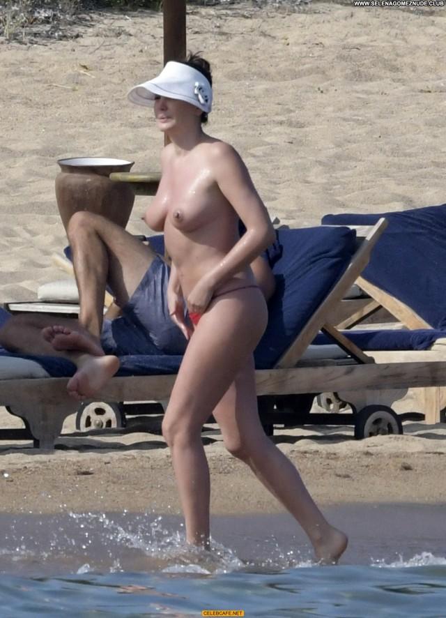 Bleona Qereti The Beach Beach Tits Babe Nude Ass Posing Hot Celebrity