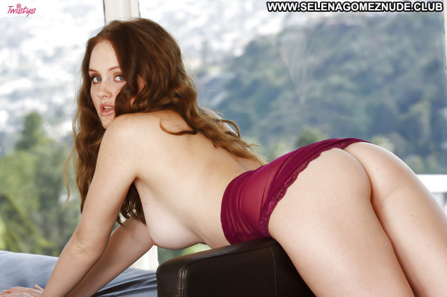 Holly Hansen No Source Beautiful Bus Redhead Gag Brunette Pretty