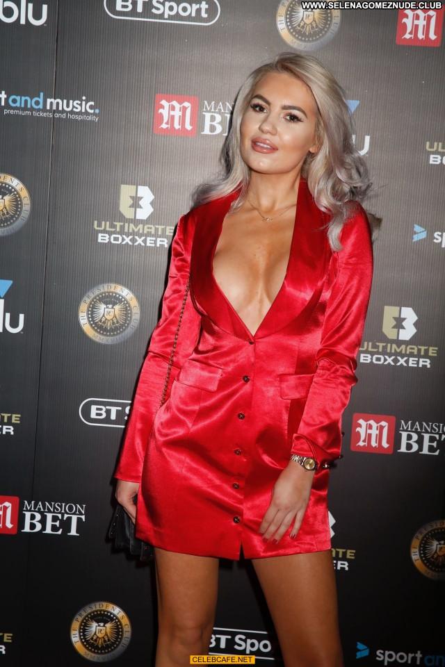 Chyna Ellis No Source Celebrity Posing Hot Beautiful Babe Tit Slip