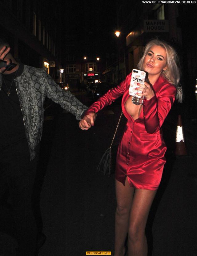 Chyna Ellis No Source  Babe Tit Slip Beautiful Celebrity London
