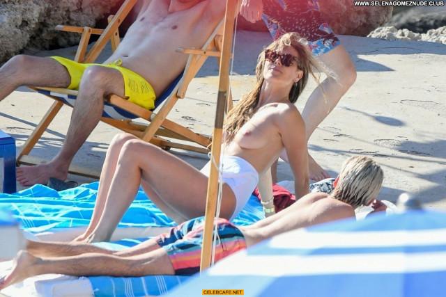 Heidi Klum No Source Toples Celebrity Babe Posing Hot Topless