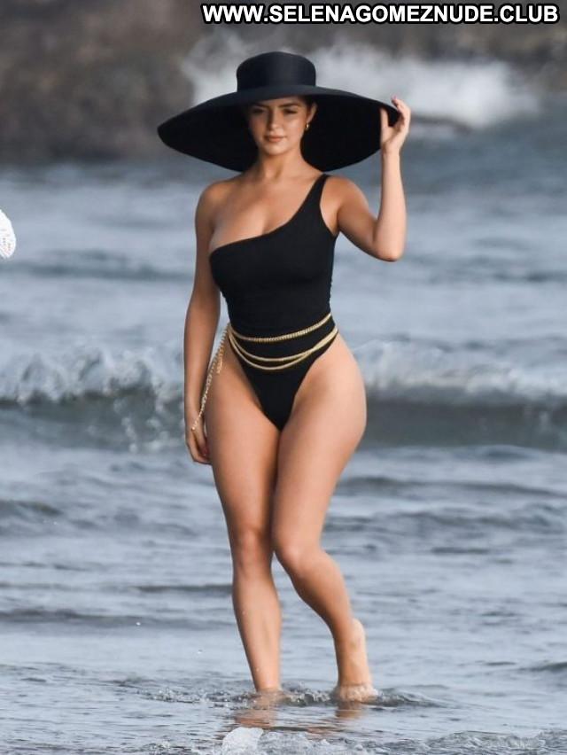 Demi Rose The Beach Beautiful Babe Paparazzi Celebrity Posing Hot