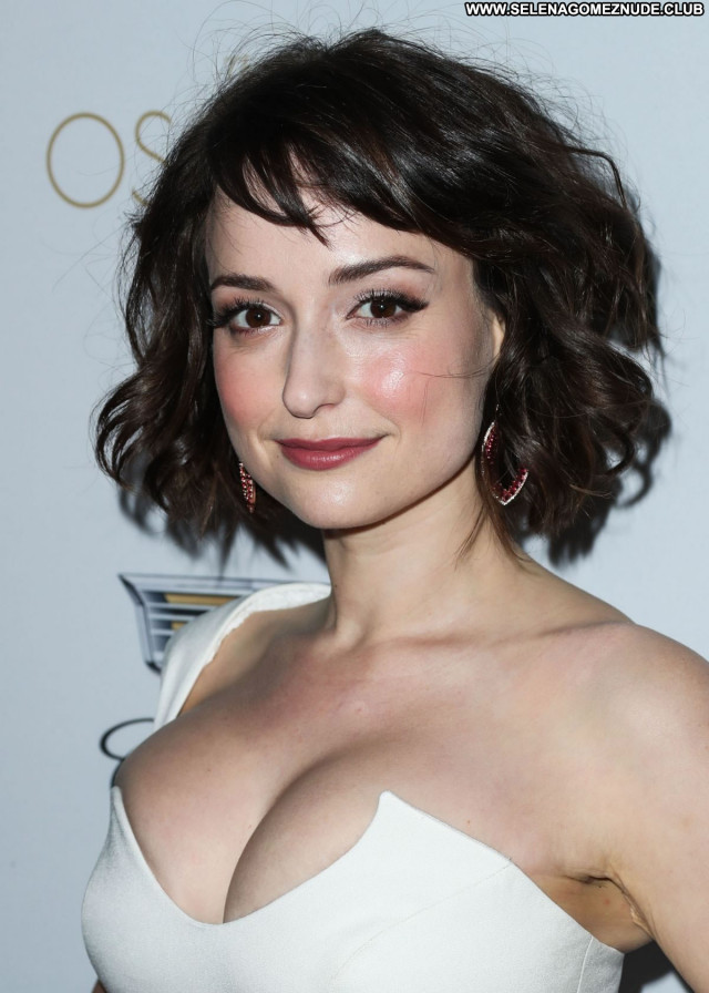 Milana Vayntrub No Source Los Angeles Posing Hot Babe Beautiful Angel