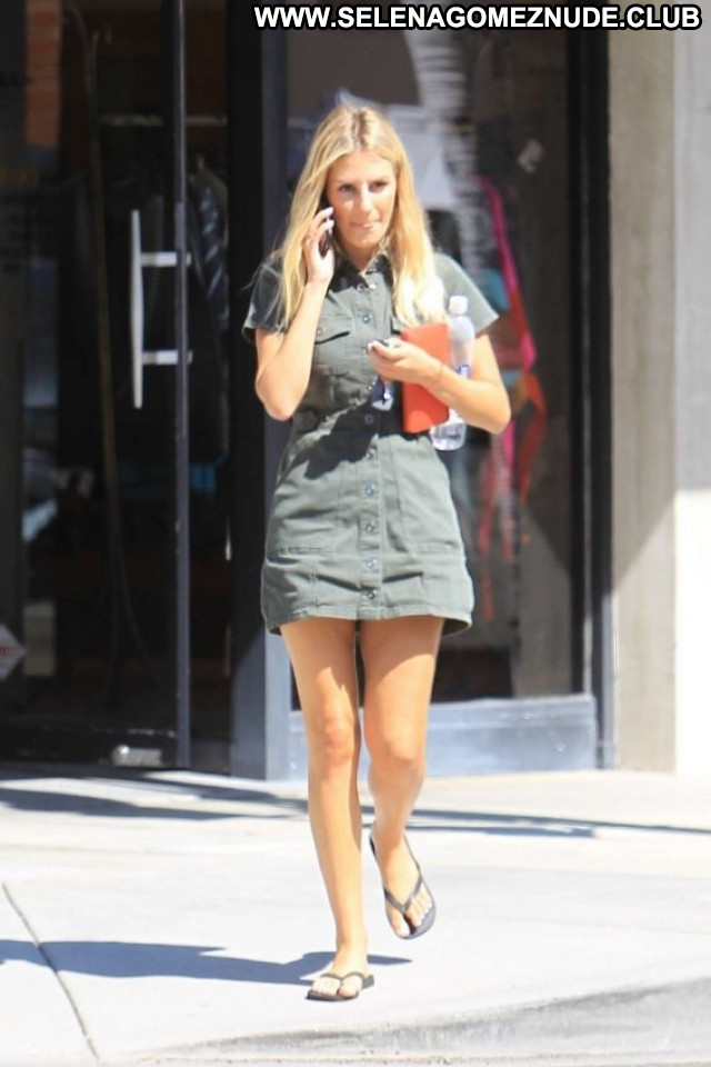 Morgan Stewart Beverly Hills  Celebrity Babe Paparazzi Beautiful