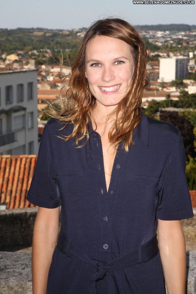 Ana Girardot No Source Babe Sexy Celebrity Posing Hot Beautiful