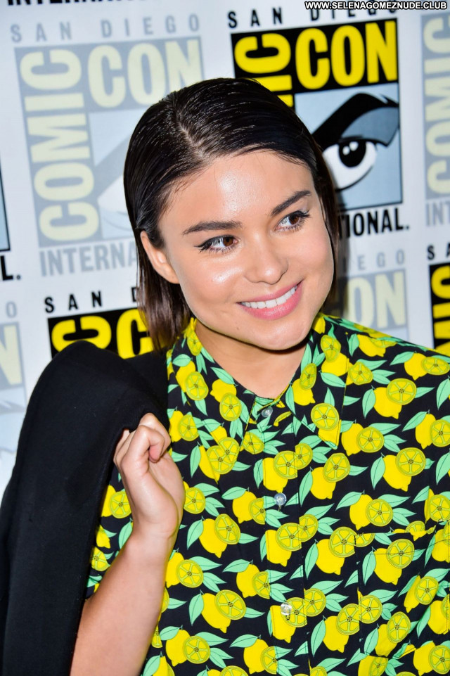Devery Jacobs No Source  Celebrity Babe Beautiful Posing Hot Sexy