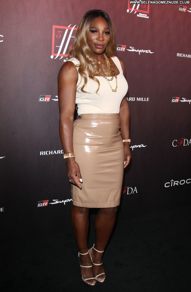Serena Williams No Source Posing Hot Babe Beautiful Celebrity Sexy