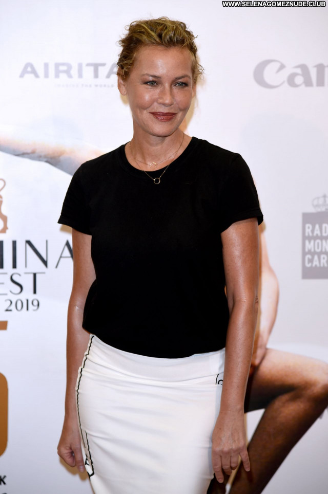 Connie Nielsen No Source Posing Hot Beautiful Celebrity Babe Sexy