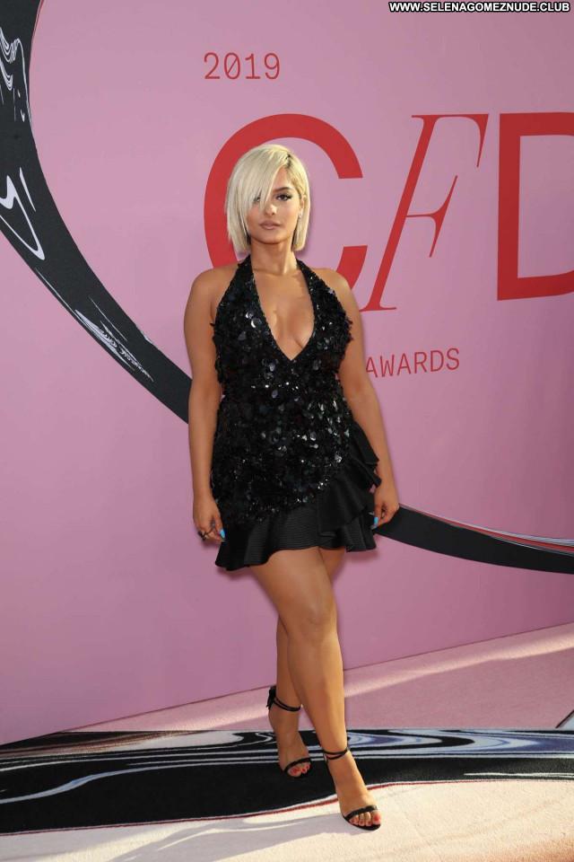 Bebe Rexha No Source  Celebrity Beautiful Babe Sexy Posing Hot