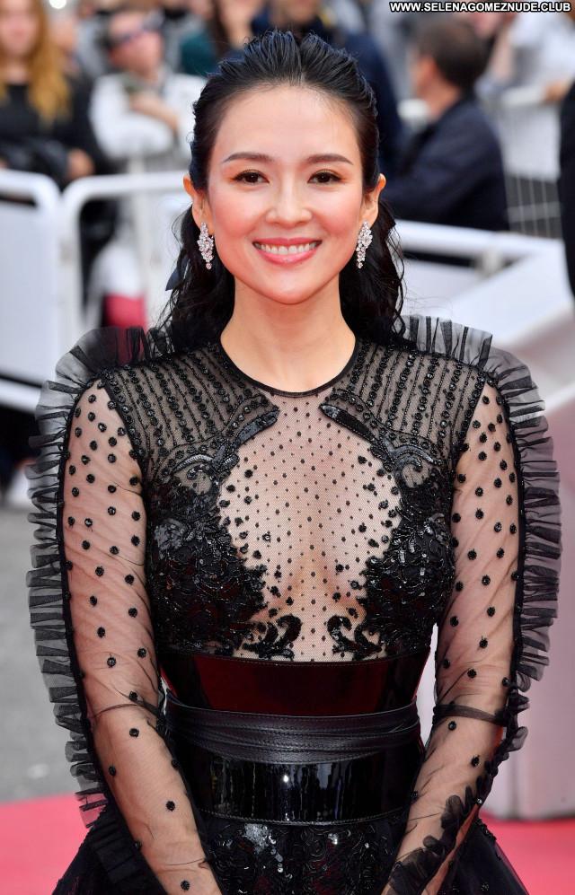 Zhang Ziyi No Source  Sexy Celebrity Posing Hot Babe Beautiful