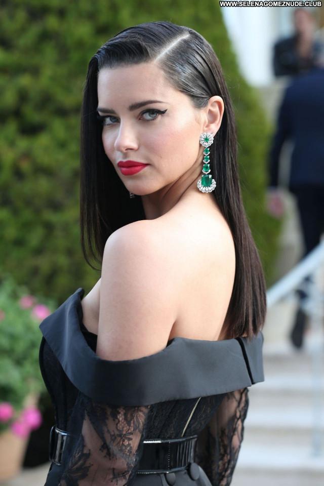 Adriana Lima No Source Celebrity Babe Sexy Posing Hot Beautiful