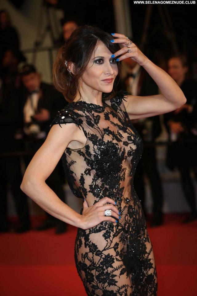 Fabienne Carat No Source Posing Hot Celebrity Babe Sexy Beautiful