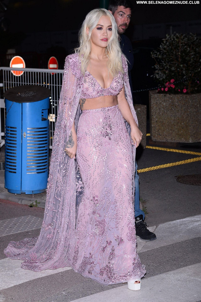 Rita Ora No Source Babe Sexy Beautiful Celebrity Posing Hot