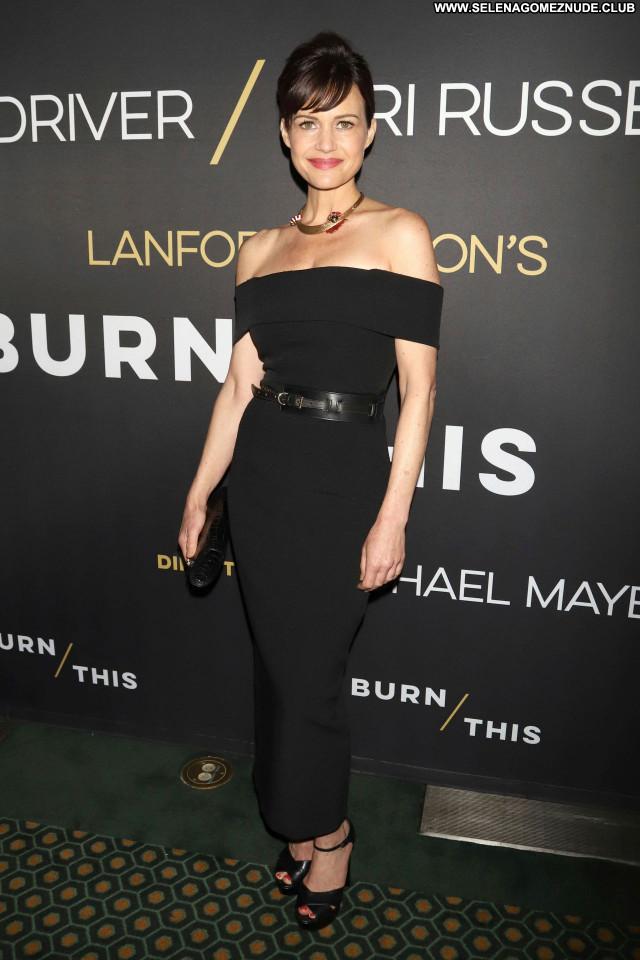 Carla Gugino No Source Posing Hot Celebrity Babe Beautiful Sexy
