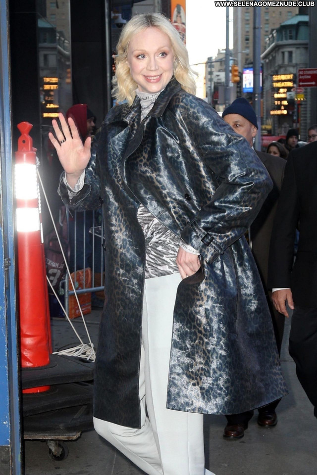 Gwendoline Christie No Source Sexy Beautiful Babe Posing Hot Celebrity