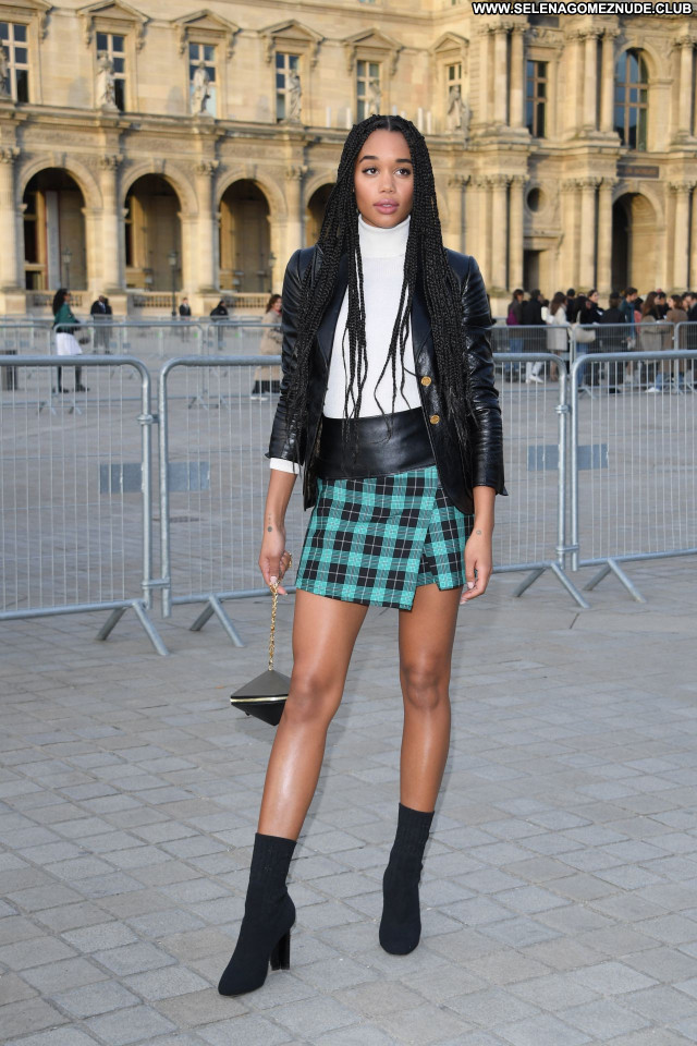 Laura Harrier No Source Babe Posing Hot Sexy Beautiful Celebrity