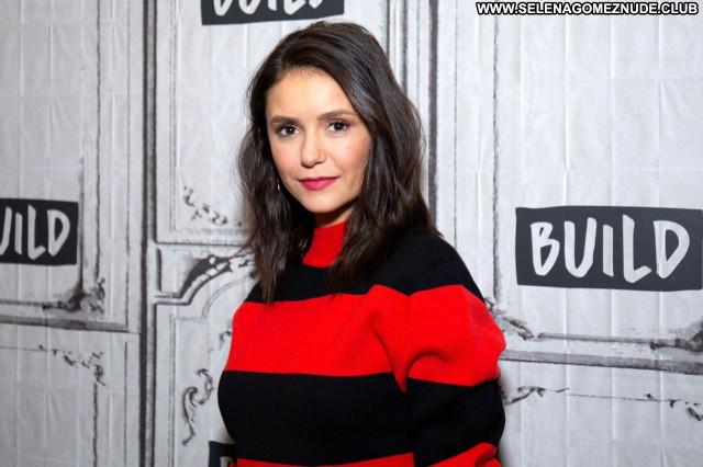 Nina Dobrev No Source Babe Beautiful Posing Hot Sexy Celebrity