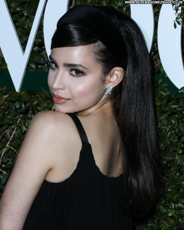 Sofia Carson No Source Sexy Posing Hot Celebrity Beautiful Babe
