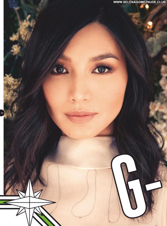 Gemma Chan No Source  Posing Hot Celebrity Beautiful Sexy Babe