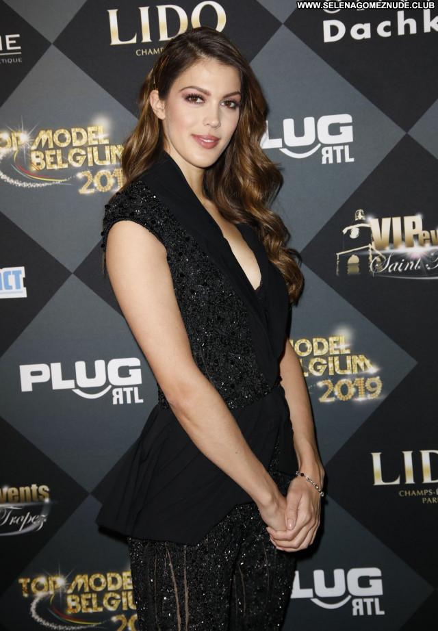 Iris Mittenaere No Source Sexy Posing Hot Babe Celebrity Beautiful