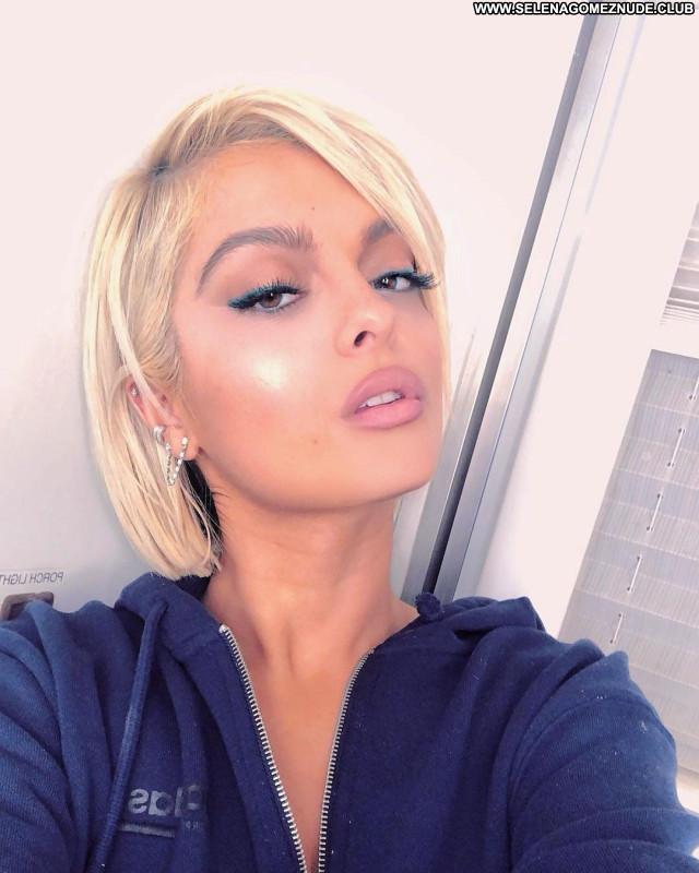 Bebe Rexha No Source Babe Sexy Beautiful Posing Hot Celebrity