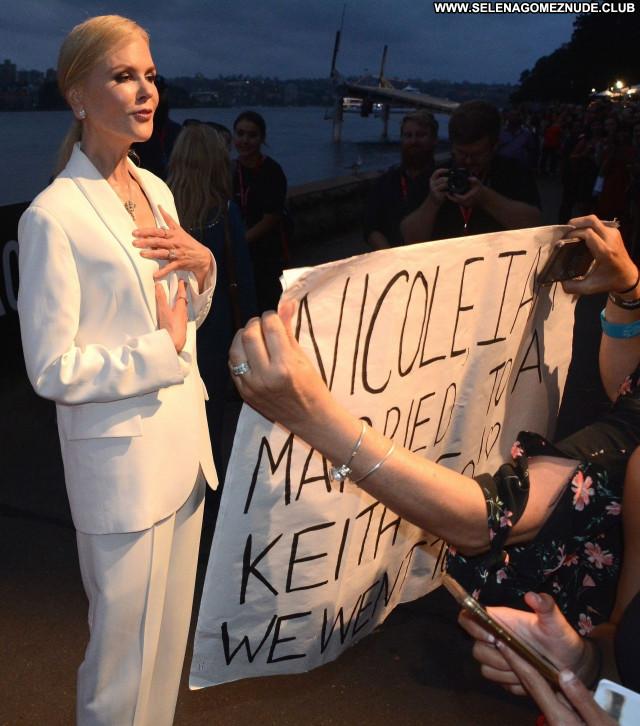 Nicole Kidman No Source Celebrity Babe Beautiful Sexy Posing Hot