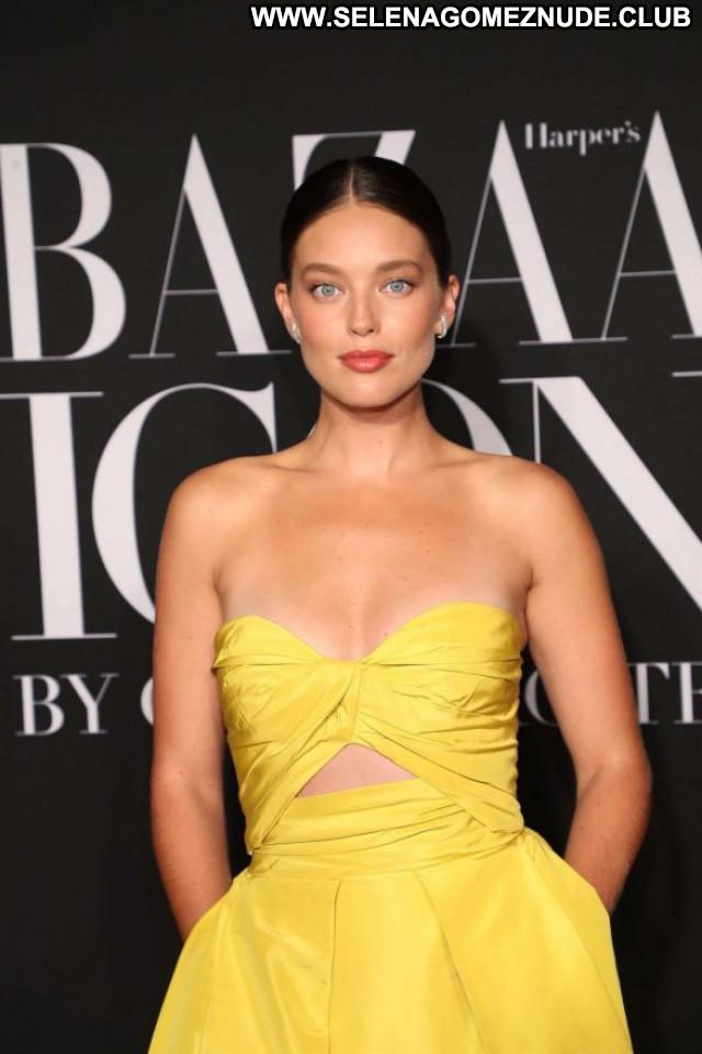 Emily Didonato Harpers Bazaar Paparazzi Posing Hot Beautiful Babe