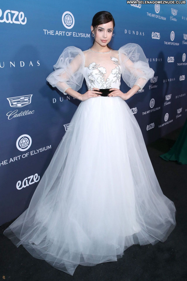 Sofia Carson No Source Posing Hot Celebrity Beautiful Sexy Babe