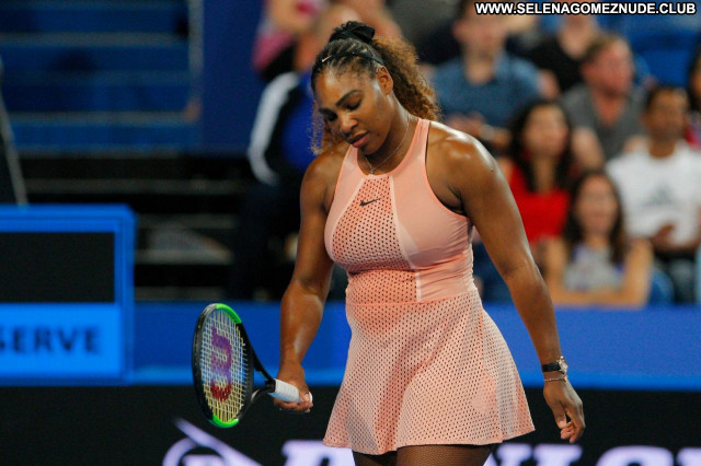 Serena Williams No Source Sexy Posing Hot Babe Celebrity Beautiful