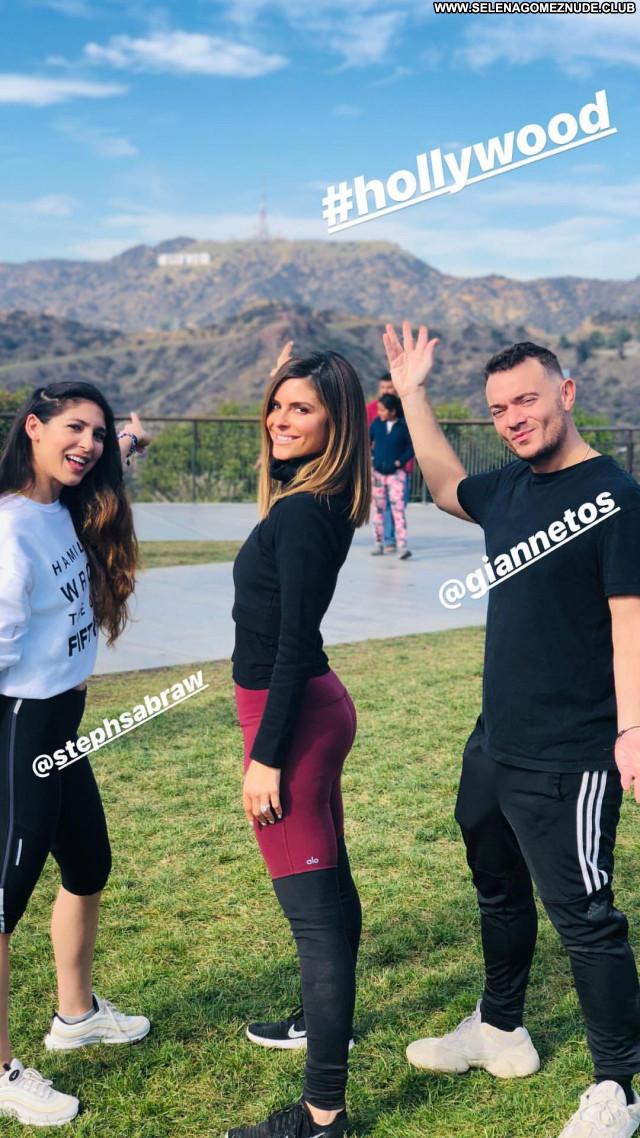 Maria Menounos No Source Babe Sexy Celebrity Posing Hot Beautiful
