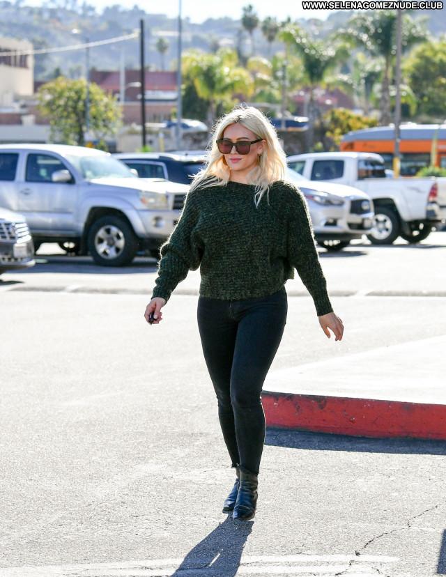 Hilary Duff No Source Celebrity Beautiful Babe Posing Hot Sexy