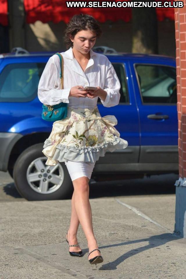 Rowan Blanchard No Source Celebrity Posing Hot Babe Beautiful